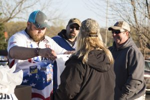 Healing Patriots, Crappie Tournament, Memories Made Guide Service,