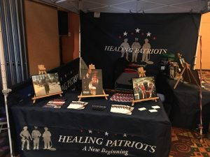 Healing Patriots, Booth