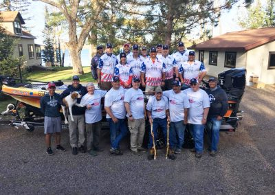 Healing Patriots, Presque Isle, Outdoor Fishing Expedition, Fishing, Healing, Injured Veterans, Injured First Responders