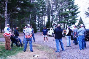 Healing Patriots, Presque Isle Expedition, Sunrise Resort