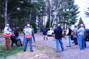 Healing Patriots, Sunset Resort, Presque Isle, HPX1 Expedition