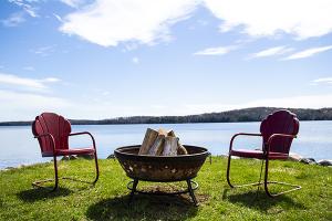 Healing Patriots, Sunset Resort, Presque Isle, Wisconsin