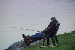 Healing Patriots, Vet, Fishing,