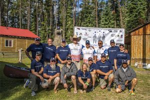 Healing Patriots, Expedition, Happy Camp, Ontario, Canada