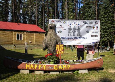 Happy Camp Bear