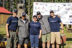 Healing Patriots, Expedition, Happy Camp, Canada,