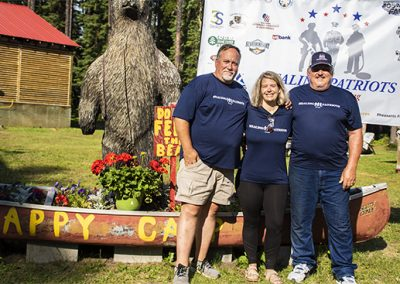 Healing Patriots, Canada, Expedition, Happy Camp,