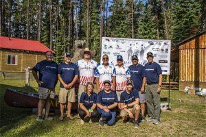 Healing Patriots, Expedition, Canada, Happy Camp, Ontario