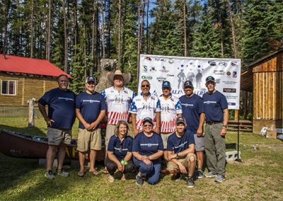 Healing Patriots Volunteer Board Members, Pro-Staff, Therapist, and Fishing Guides
