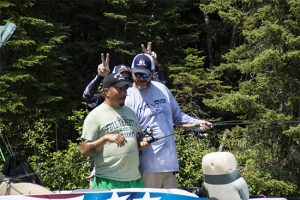 Healing Patriots, Fishing Fun, Canada