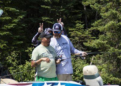 Healing Patriots, Fishing Fun, Canada