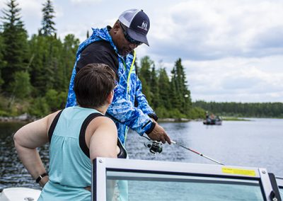 Healing Patriots, Expedition, Canada, Ontario, Fishing,