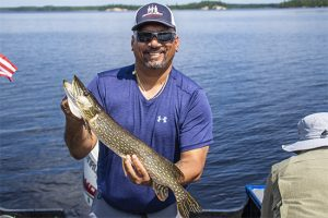 Healing Patriots, Expedition, HPX2, Fishing, Canada