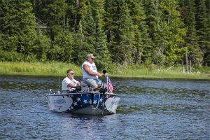 Healing Patriots, Expedition, Happy Camp, Ontario, Canada, HPX2