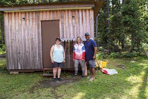 Healing Patriots, Expedition, Canada, Happy Camp, Fishing