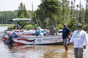 Healing Patriots, Expedition, Canada, Ontario, Beach