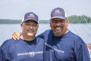 Healing Patriots, Expedition, Happy Camp, Ontario,