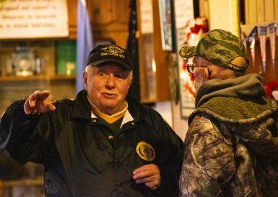 Veterans connecting