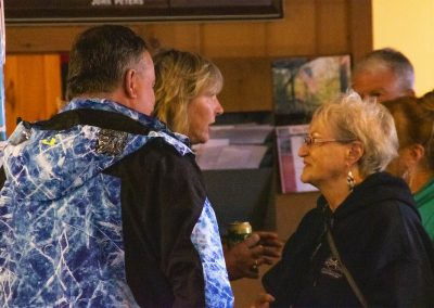 Connecting with others at the American Legion