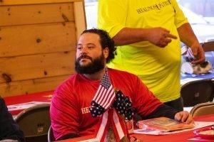 Healing Patriots, Expedition, Presque Isle, American Legion, Open Ceremony, Guests