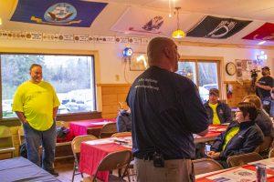Healing Patriots, Expedition, Presque Isle, American Legion, Open Ceremony