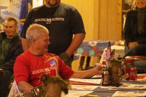 Healing Patriots, Expedition, Presque Isle, Guest, Open Ceremony
