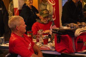 Healing Patriots, Expedition, Presque Isle, Open Ceremony