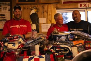 Healing Patriots, Expedition, Presque Isle, Guests, Open Ceremony