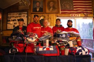 Healing Patriots, Expedition, Guests, Gifts