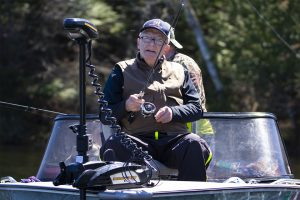 Healing Patriots, Expedition, Fishing, Veteran, Guest, Presque Isle,