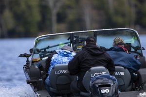 Healing Patriots, Expedition, Presque Isle, Fishing, Guests