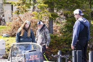 Healing Patriots, Expedition, Presque Isle, Fishing,