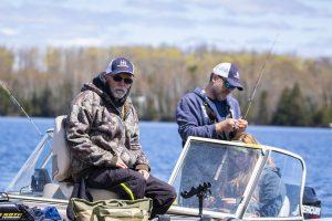Healing Patriots, Expedition, Presque Isle, Fishing, Veteran, Guest
