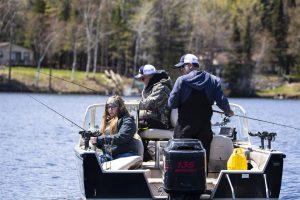 Healing Patriots, Expedition, Veteran, Fishing, Presque Isle