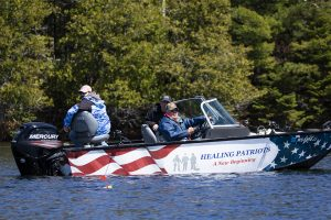 Healing Patriots, Expedition, Fishing, Guest,