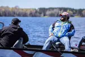 Healing Patriots, Expedition, Veteran, Guest, Fishing, Presque Isle, Wisconsin