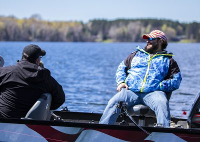 Healing Patriots, Expedition, Veteran, Guest, Fishing, Presque Isle, Wisconsin
