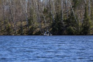 Healing Patriots, Expedition, Fishing, Presque Isle