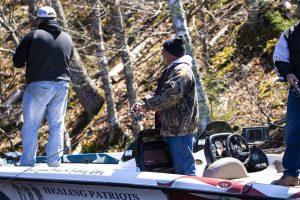 Healing Patriots, Fishing, Expedition, Presque Isle,