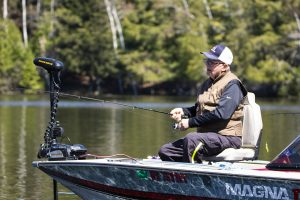 Healing Patriots, Expedition, Presque Isle, Veteran, Guest, Fishing