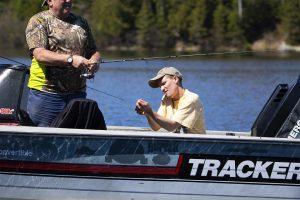Healing Patriots, Expedition, Fishing, Volunteers