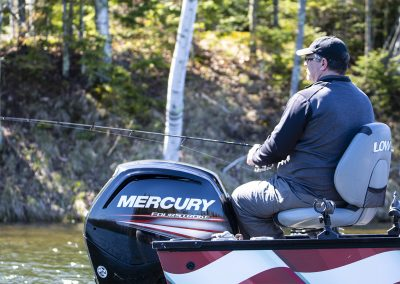 Healing Patriots Volunteer Staff Fishing