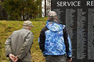 Healing Patriots, Expedition, War Memorial, Presque Isle,