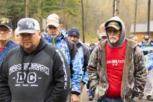 Healing Patriots, Expedition, War Memorial, American Legion, Presque Isle, Wisconsin