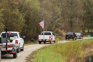 Healing Patriots, Expedition, Parade, War Memorial, Presque Isle,