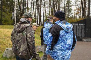 Healing Patriots, Expedition, Presque Isle, War Memorial