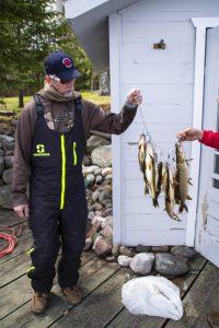Healing Patriots, Fish, Expedition, Presque Isle