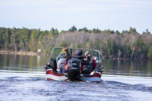 Healing Patriots, Volunteers, Boating, Fishing