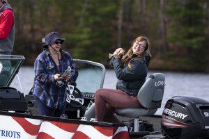 Healing Patriots, Volunteers, Fishing, Presque Isle, Expedition