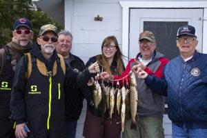 Healing Patriots, Expedition, Fishing, Fish, Veterans, First Responders, Catch